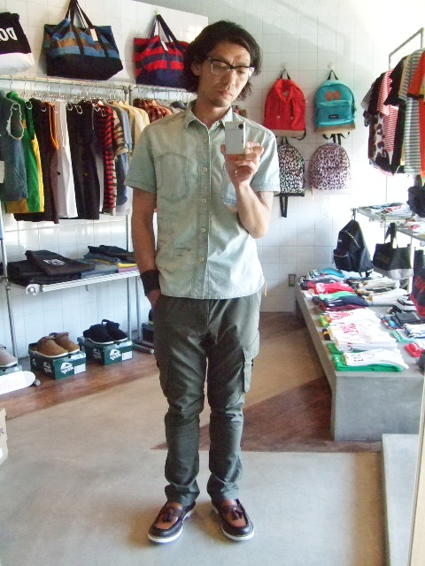SEEth COURAGE  CARGO PANTS ST1
