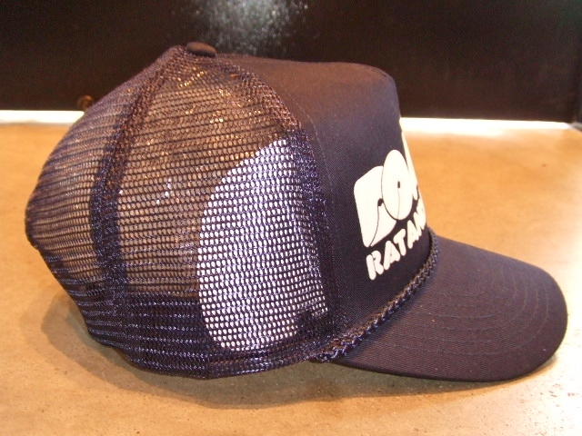 DOARAT RAT&THE WORLD COTTON CAP NAVY SD