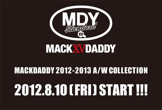 MACKDADDY 2012 AW PP