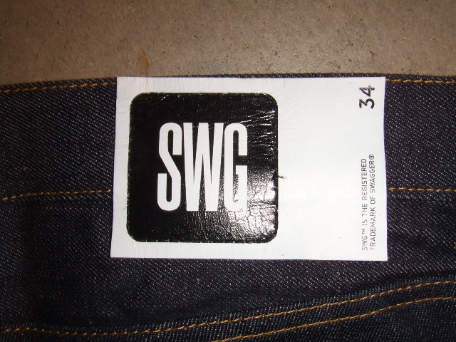 MDY SW DENIM PANTS LP