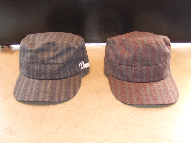 DOARAT STRIPE WORK CAP