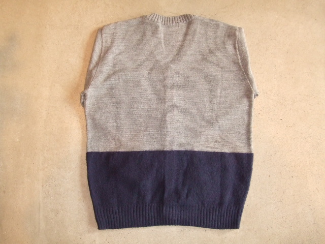 MDY MOHAIR KNIT CARDIGAN TOPGRAY BK