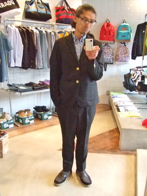 MDY WOOL TAILORED JACKET ST1