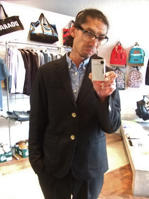 MDY WOOL TAILORED JACKET ST2