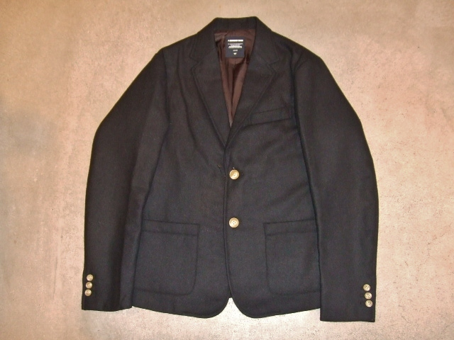 MDY WOOL TAILORED JACKET
