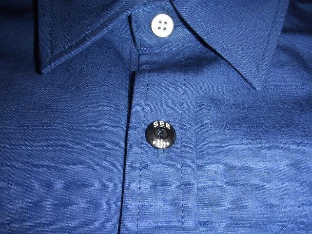 SEEth LUMINOUS SHIRT BLUE FT3