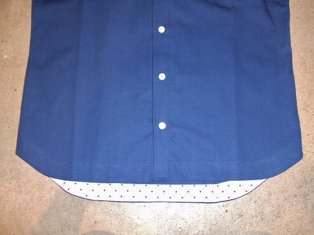 SEEth LUMINOUS SHIRT BLUE FT2