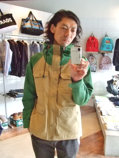 SEEth HERRY MOUNTAIN PARKA ST1