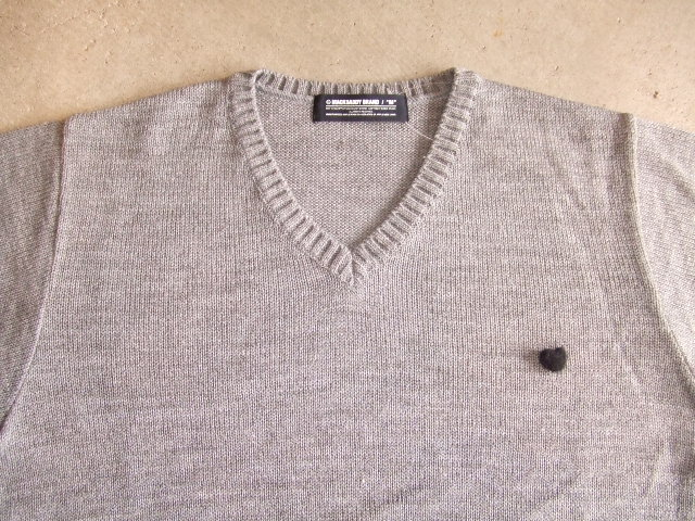 MDY MOHAIR KNIT SWEATER FT2