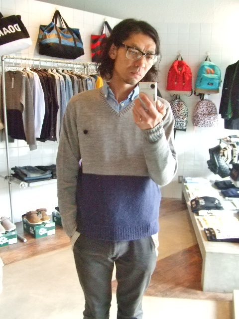 MDY MOHAIR KNIT SWEATER ST
