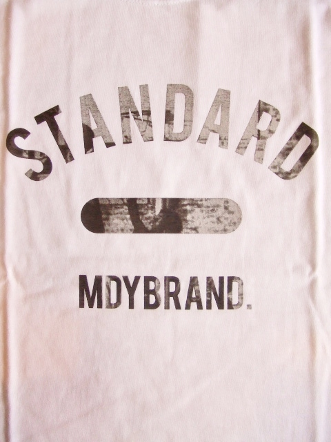MDY STANDARD LS TEE WHITE FT1