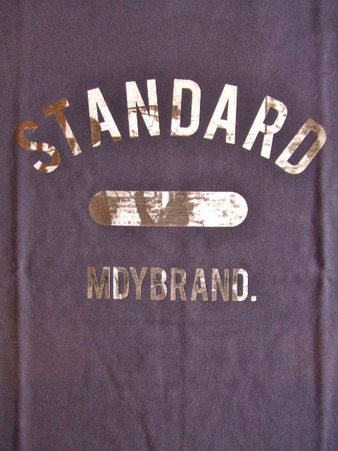 MDY STANDARD LS TEE NAVY FT1