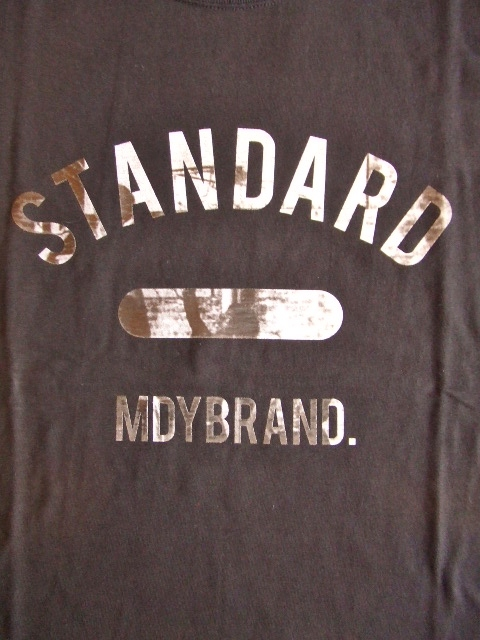 MDY STANDARD LS TEE BLACK FT1
