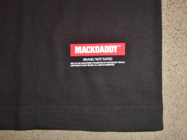 MDY STANDARD LS TEE BLACK FT2