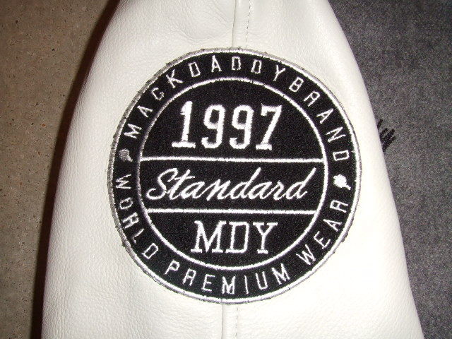 MDY 15th VARSITY JACKET2012 GRAY WP