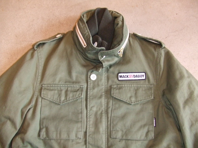 MDY M65TYPE JACKET OD GREEN FT1