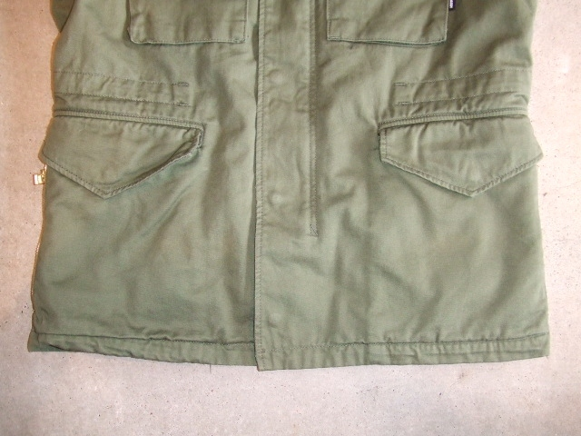 MDY M65TYPE JACKET OD GREEN FT2