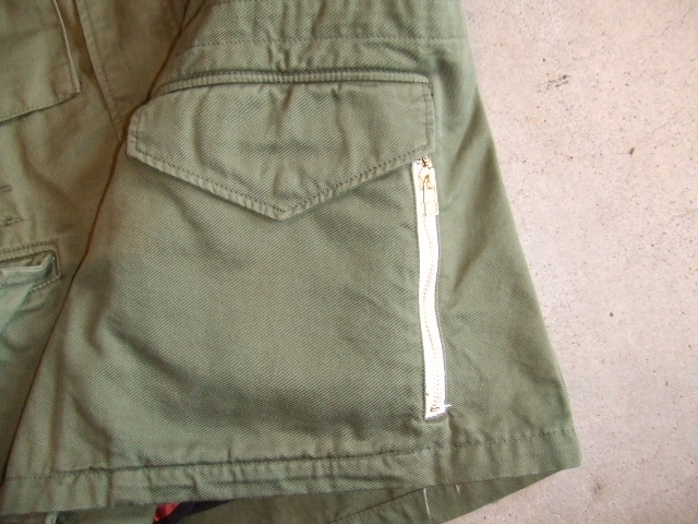 MDY M65TYPE JACKET OD GREEN PT2
