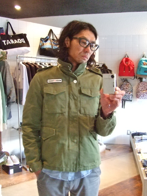 MDY M65TYPE JACKET ST