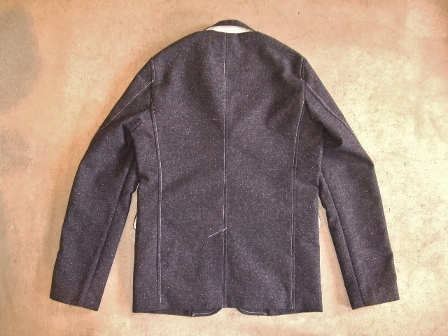 SEEth ROMEO JACKET BK
