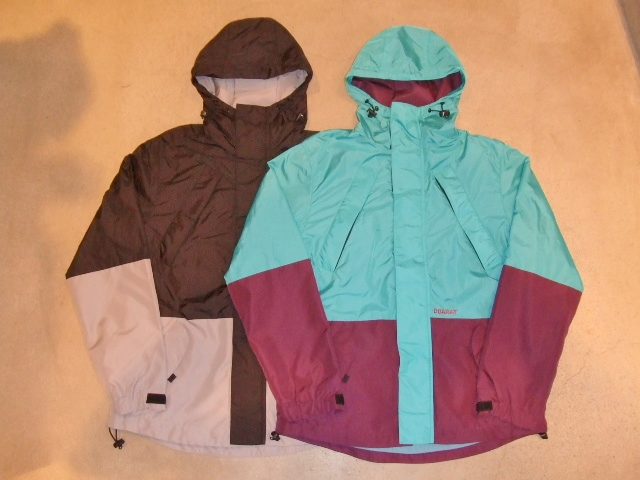 DOARAT TWO TONE MOUNTAIN PARKA