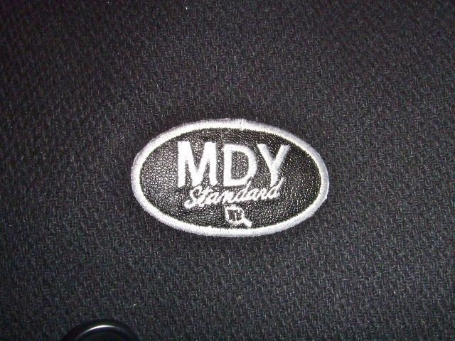 MDY P COAT BLACK EB