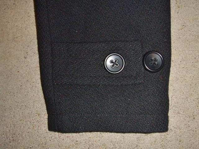 MDY P COAT BLACK SD