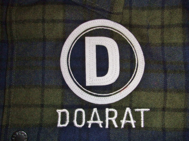 DOARAT CHECK COACH JACKET SS