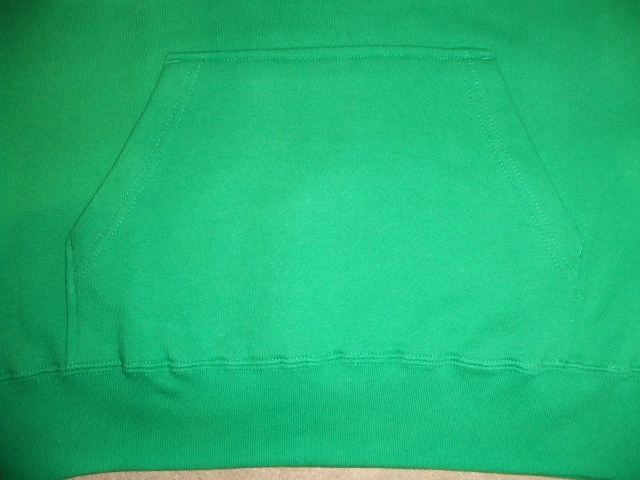 MDY PULL OVER HOODIEMDY STANDARD GREEN PT