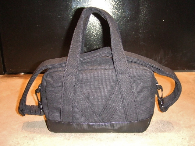 MDY MINI BOSTON BAG BLACK BK