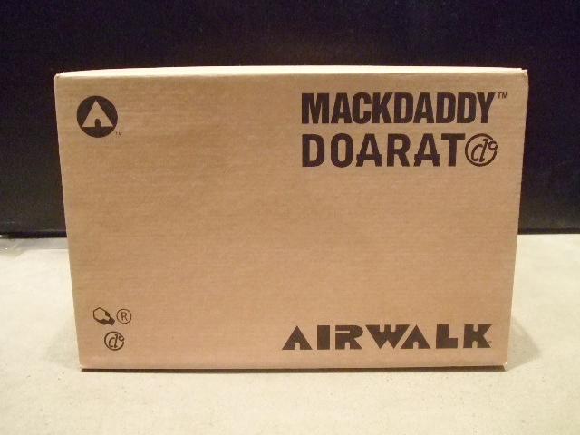 AIRWALK×DOARAT×MACKDADDY RIPPLE BOOTS BOX