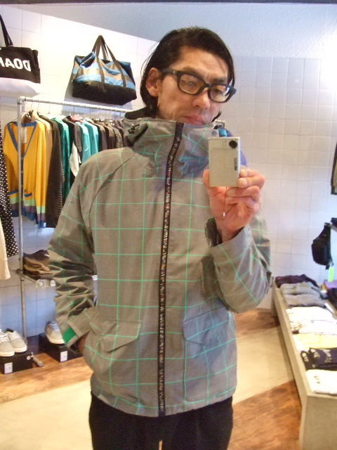 rehacer Seed check jacket st