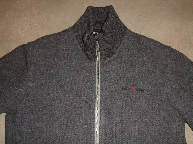 MDY TANKER JACKET GRAY FT1