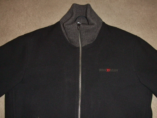 MDY TANKER JACKET BLACK FT1