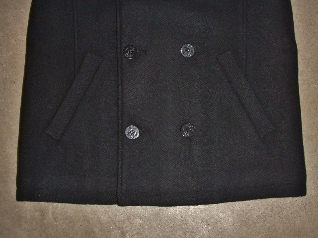 rehacer Fast hooded P-coat FT2