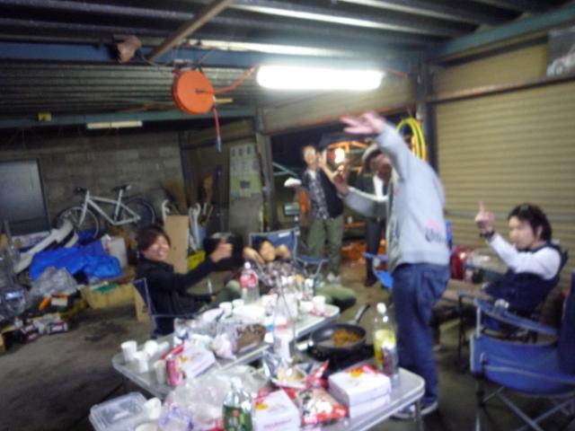 2012新入生車庫肉1