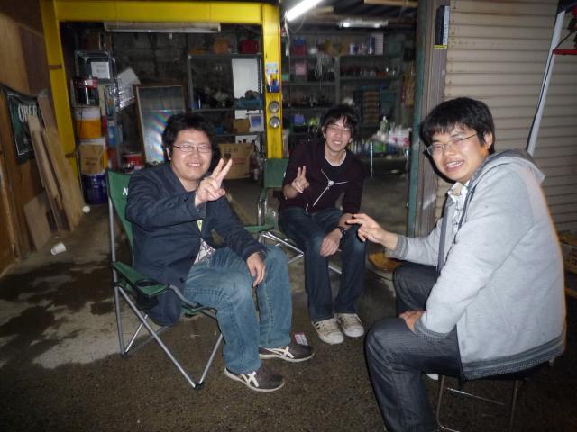 2012新入生車庫肉2