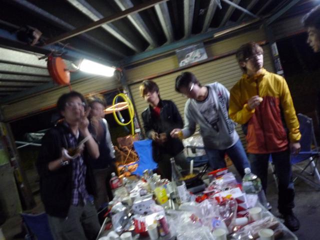 2012新入生車庫肉4