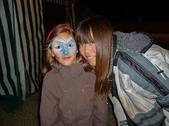 隣村の祭り