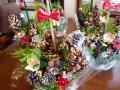 ナンフェア クリスマスアレンジメント