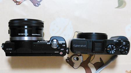 初めての大きいカメラ!