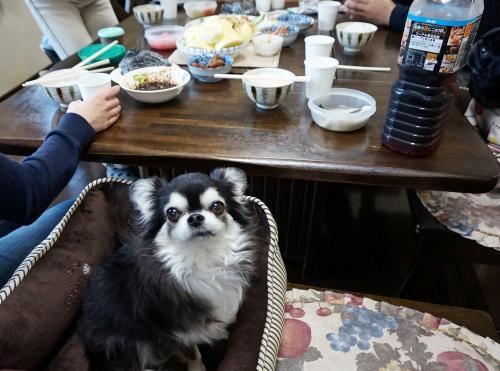朝食もうまうま~~♪
