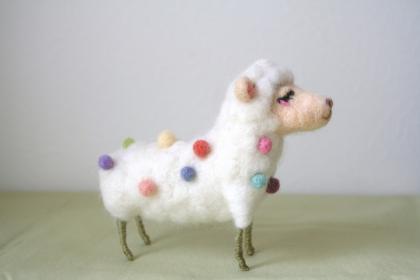 ぽんぽん羊