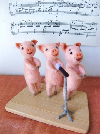 子豚合唱隊
