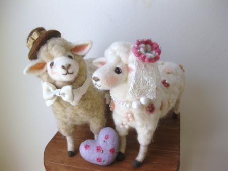wedding 羊×羊