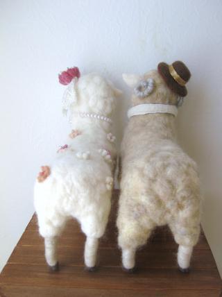 wedding 羊×羊 4