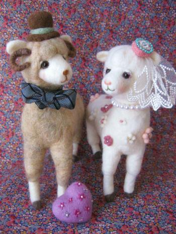 羊ファミリー