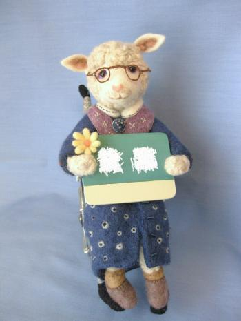 おばあちゃん羊 3