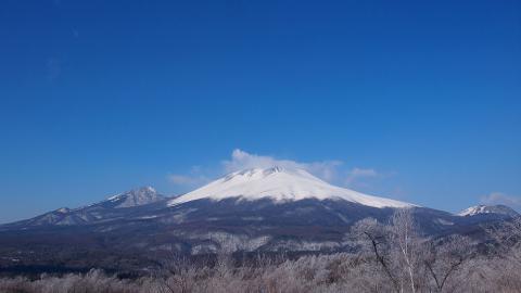 浅間山130120