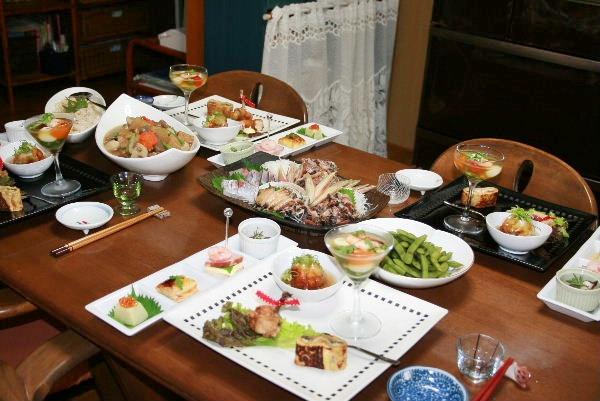 27金夕食